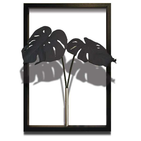魅力的な価格 F-style Tuinie Monstera Deliciosa Black ITN-51105 【】【北海道・沖縄・離島配送】, 業務用容器カイコム b8ba1514