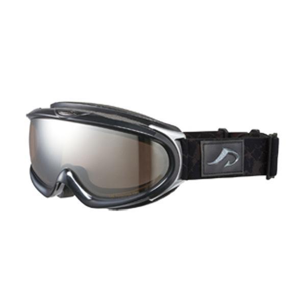 AXE(アックス) メンズ スキーゴーグル AX888-WMD BK【代引不可】