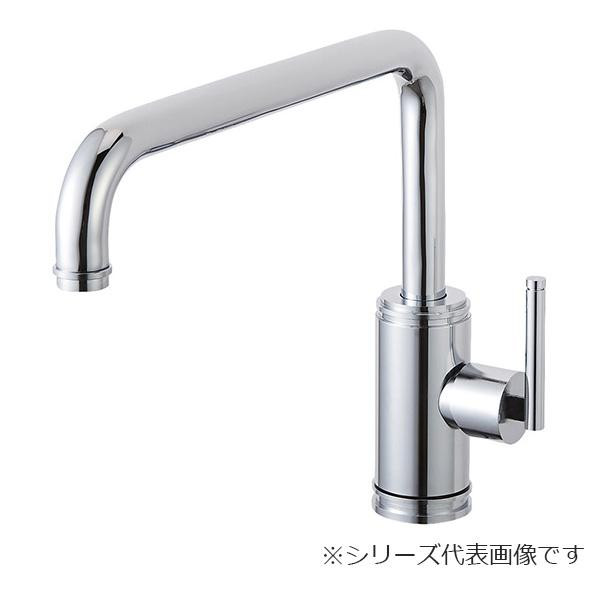 【送料無料】三栄 SANEI シングルワンホール混合栓 寒冷地用 K87410JK-13【代引不可】