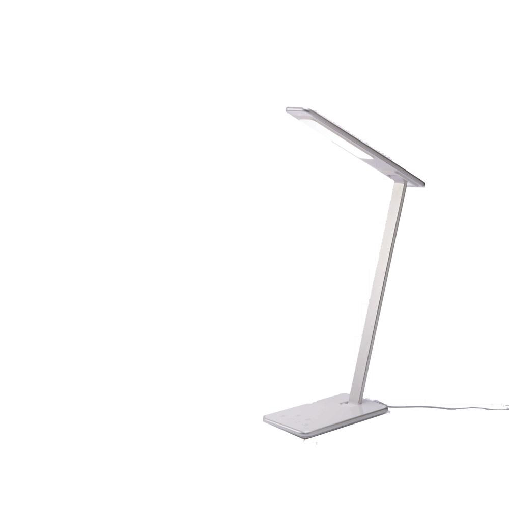 MotoM モトム LED スマート テーブルランプ シルバー GS1702S【代引不可】【北海道・沖縄・離島配送不可】