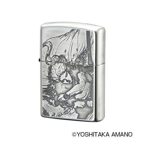 天野喜孝 ZIPPO F3-063 (♯200) 70537【代引不可】