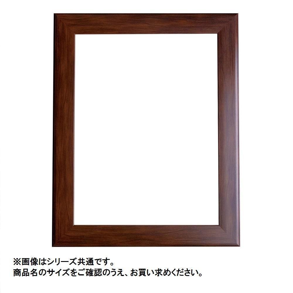 アルナ 樹脂フレーム デッサン額 APS-01-くるみ F10・61900【代引不可】