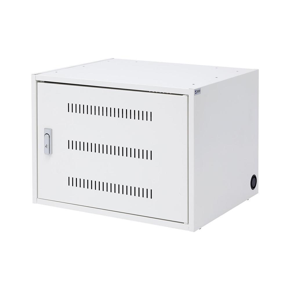 サンワサプライ タブレット収納保管庫(21台収納) CAI-CAB101W【代引不可】【北海道・沖縄・離島配送不可】