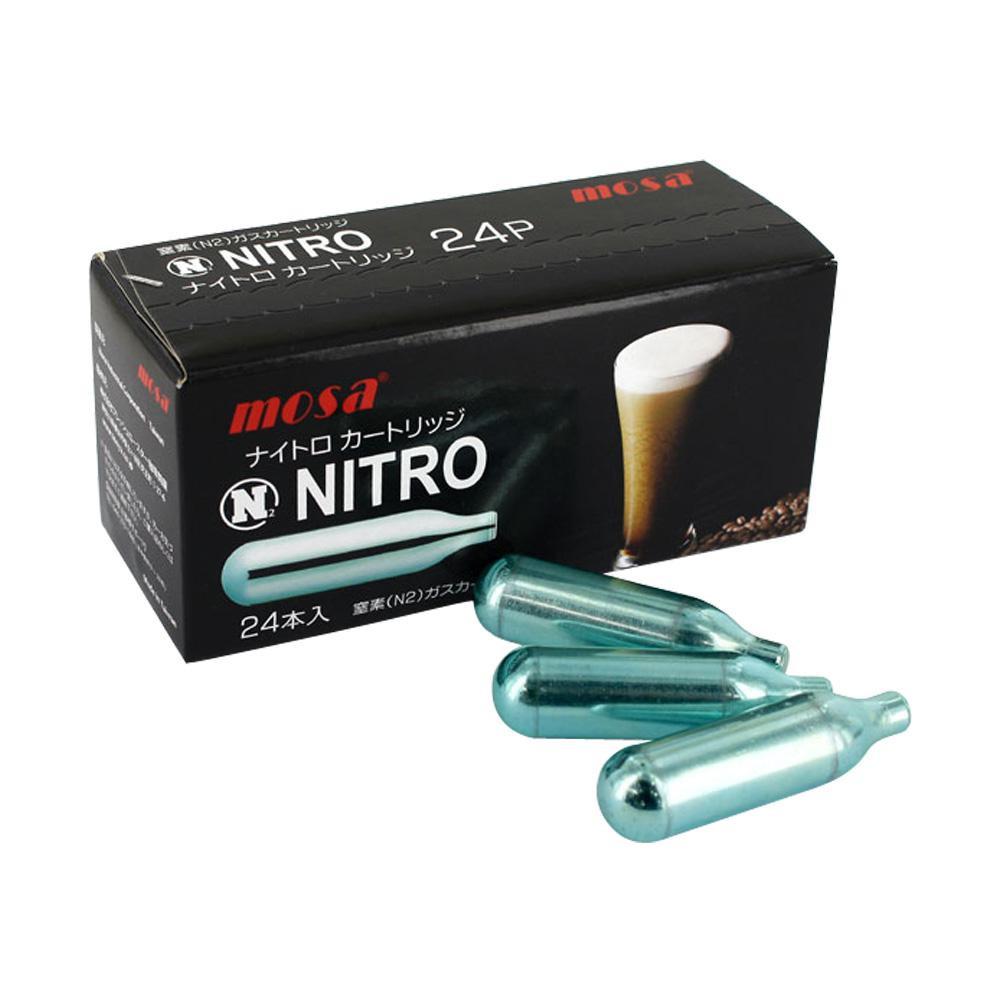 【送料無料】MOSA NITORO ナイトロ カートリッジ(2g×24本入) 13箱セット BN02-24【代引不可】
