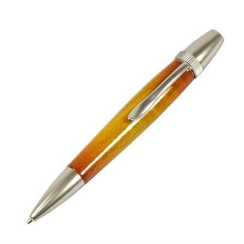 ボールペン Air Brush Wood メイプル パーカータイプ Yellow TGT1611【代引不可】【北海道・沖縄・離島配送不可】