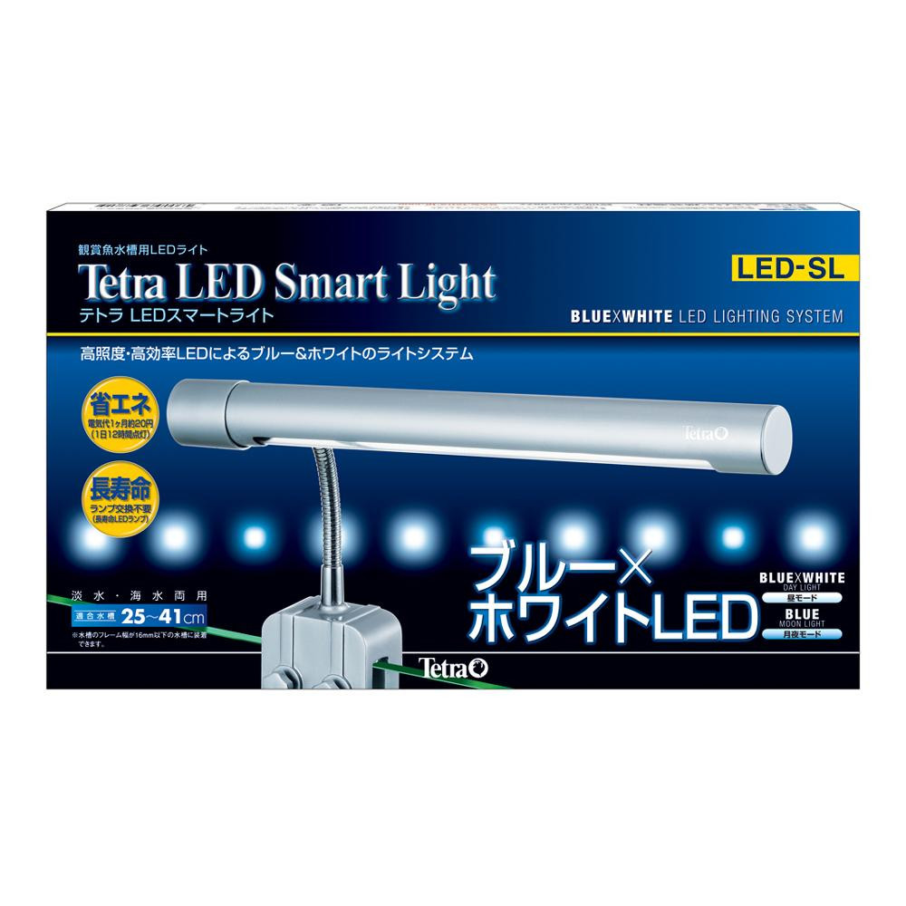 Tetra(テトラ) LED スマートライト LED-SL (適合水槽25~41cm) 12個 73334【代引不可】【北海道・沖縄・離島配送不可】