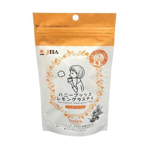 Tea Girls ハニーブッシュレモングラスティ8p 1.5g×8袋 20個【代引不可】【北海道・沖縄・離島配送不可】