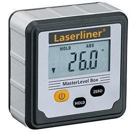 Laserliner ウマレックス デジタル電子水準器 マスターレベルBOX【代引不可】【北海道・沖縄・離島配送不可】