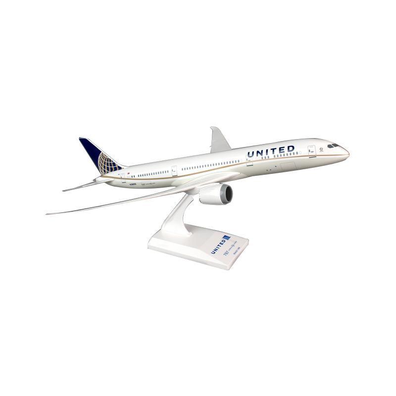 DARON/ダロン スカイマークス ユナイテッド 787-9 1/200スケール SKR810【代引不可】【北海道・沖縄・離島配送不可】
