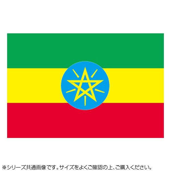 N国旗 エチオピア No.2 W1350×H900mm 22916【代引不可】【北海道・沖縄・離島配送不可】