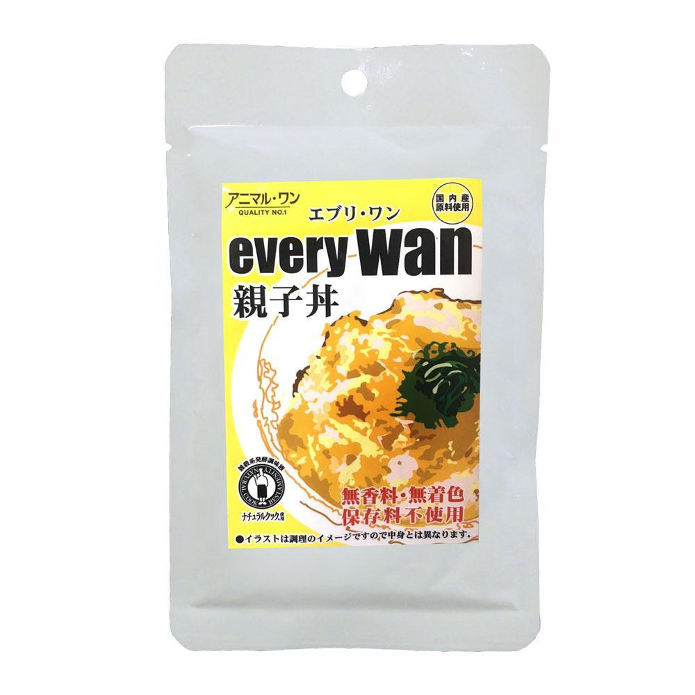 エブリワン 親子丼 60g×80入 P33-404【代引不可】【北海道・沖縄・離島配送不可】