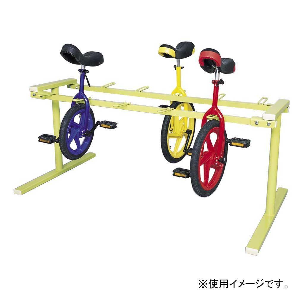 組立式 一輪車整理台10 A-242【代引不可】【北海道・沖縄・離島配送不可】