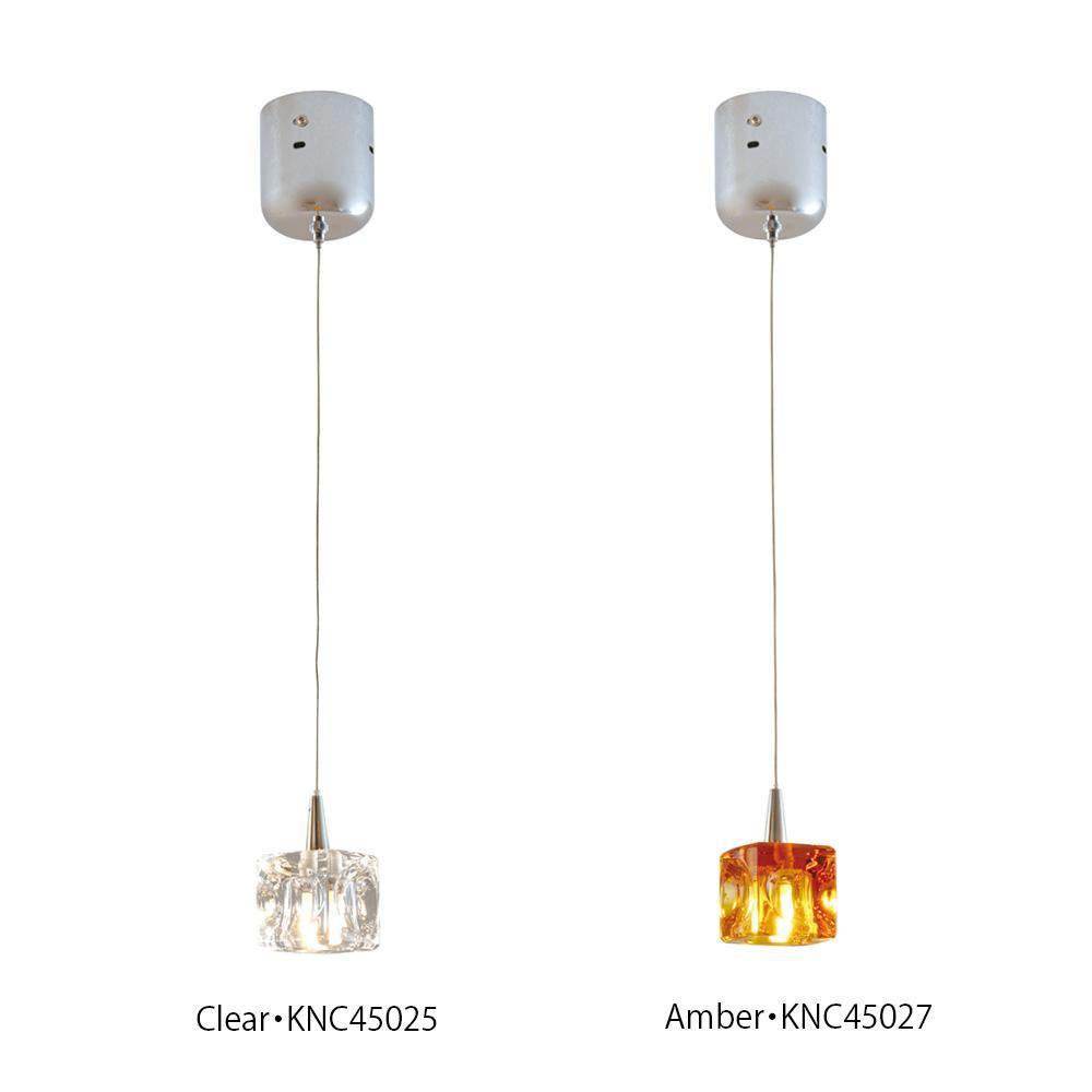 ペンダントライト 1灯タイプ Amber・KNC45027【代引不可】【北海道・沖縄・離島配送不可】