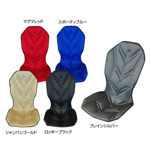 カーシートクッション DRY-SPEC 01 ドライスペック 01 スポーティブルー【代引不可】【北海道・沖縄・離島配送不可】