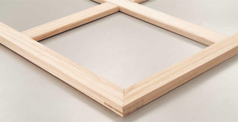 木枠(桐材)F100 162x130.3