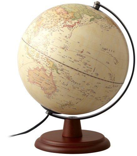 【送料無料】(まとめ買い)レイメイ藤井 クラシカル地球儀 25cm OYV205 〔2台セット〕
