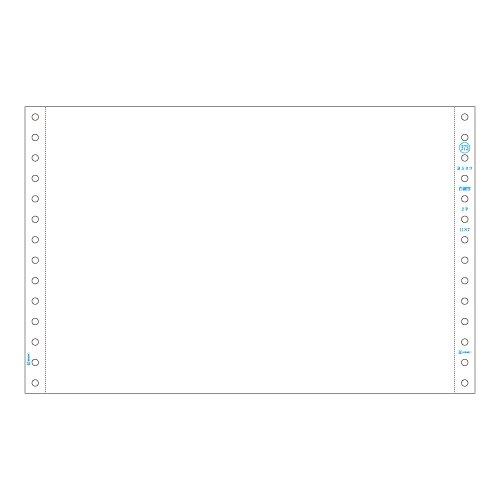 (まとめ買い)ヒサゴ ドットプリンタ帳票 ストックフォーム B5ヨコ 白紙 2枚複写 250セット入 GB373 〔×3〕【北海道・沖縄・離島配送不可】
