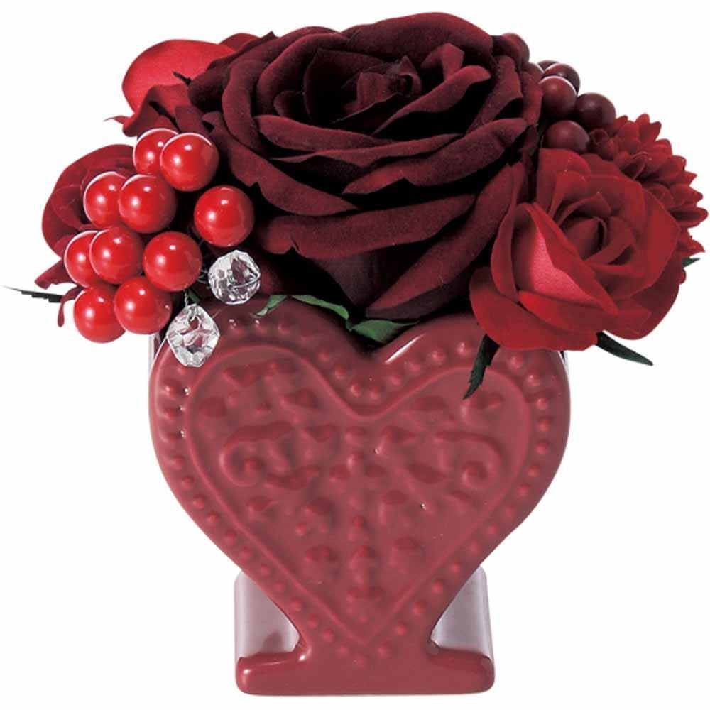 Fujix Rakuten Global Market Asca Artificial Flower S Velvet Rose