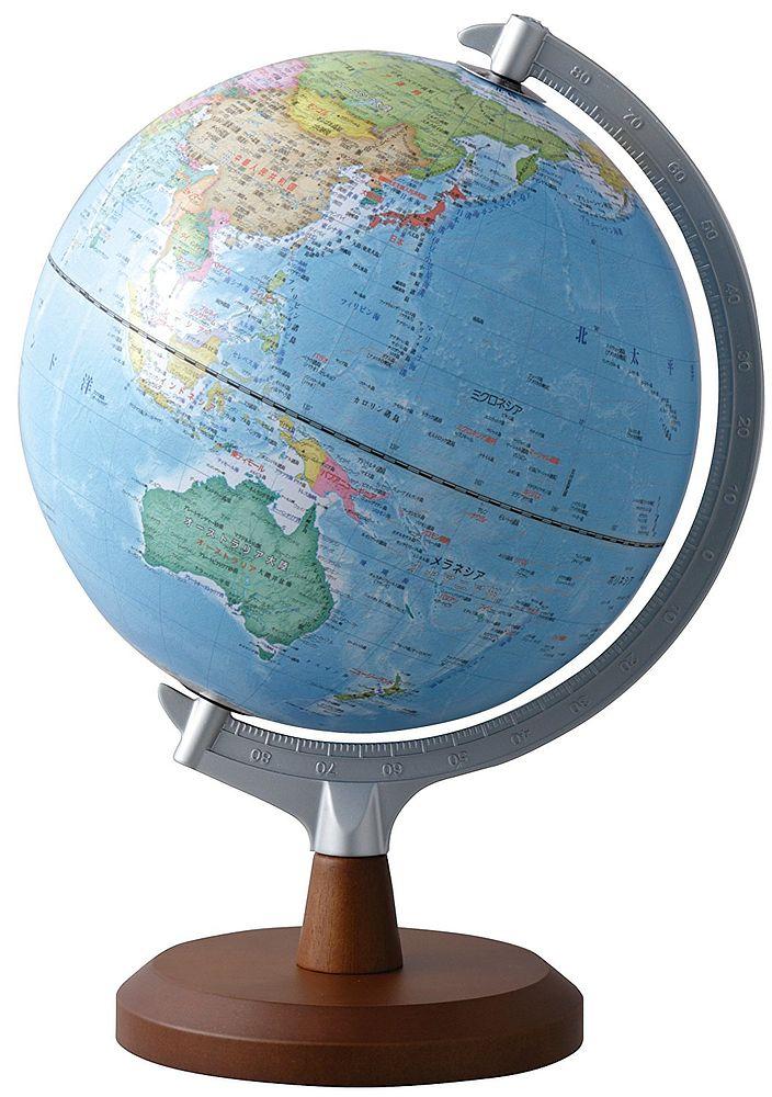レイメイ藤井 地球儀 行政タイプ 25cm OYV17【北海道・沖縄・離島配送不可】