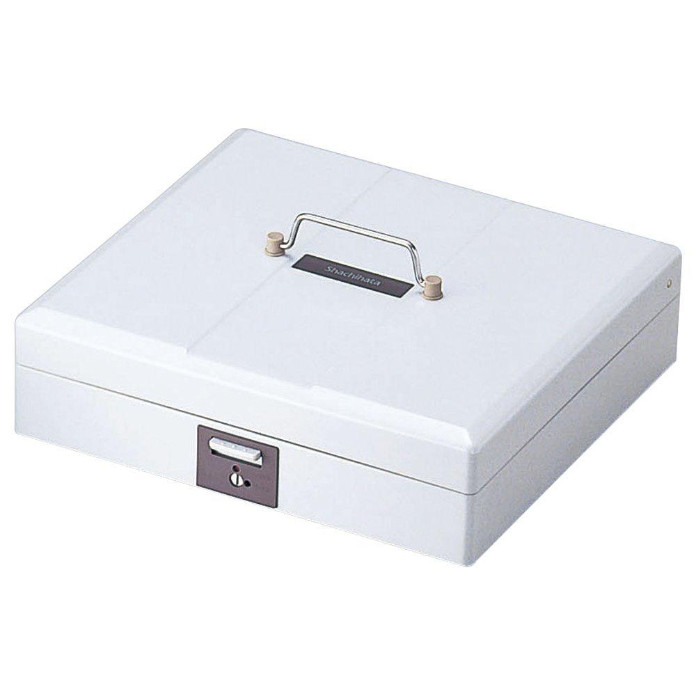 【送料無料】(まとめ買い)シヤチハタ スチール印箱 特大型 IBS-05 〔3個セット〕