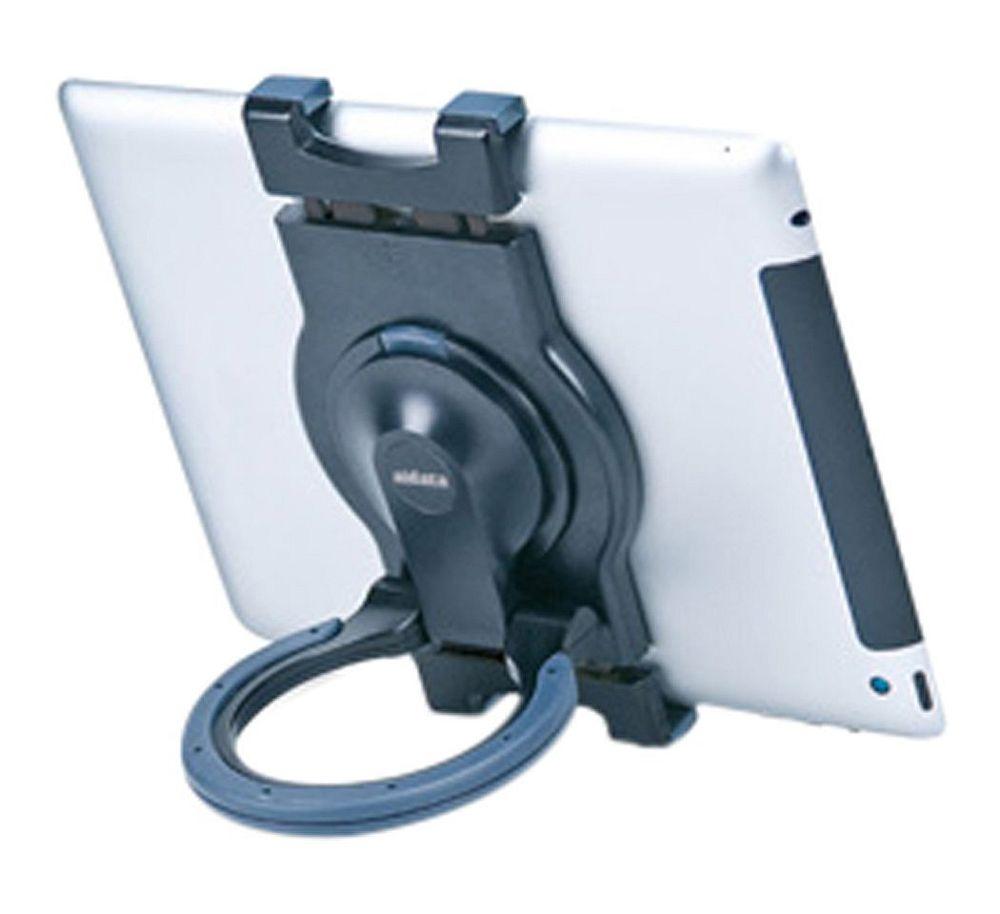 (まとめ買い)セキセイ タブレット汎用スタンド ブラック US-2001-60 〔3台セット〕