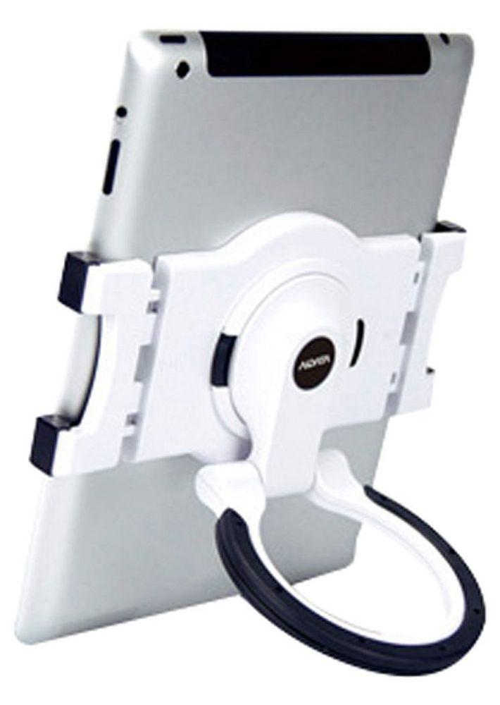 (まとめ買い)セキセイ タブレット汎用スタンド ホワイト US-2001-70 〔3台セット〕