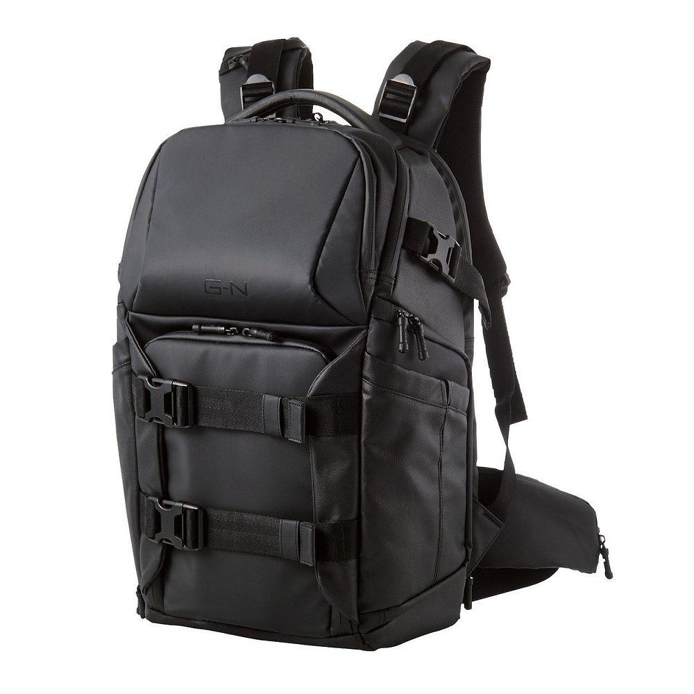 【送料無料】エレコム GRAPH GEAR NEO プロカメラバッグ バッグパック パソコン収納スペース付 ブラック DGB-P01BK