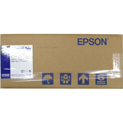【送料無料】(まとめ買い)エプソン プロフェッショナルプルーフィングペーパー 約329mm幅 PXMCA3NR15 〔3本セット〕