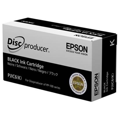 (まとめ買い)エプソン 純正 インクカートリッジ ブラック PJIC6K 〔3個セット〕【北海道・沖縄・離島配送不可】