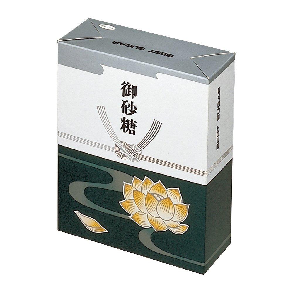 (まとめ)マルアイ 仏 砂糖箱 40号 4kg用 サト-240 〔まとめ買い100枚セット〕【北海道・沖縄・離島配送不可】