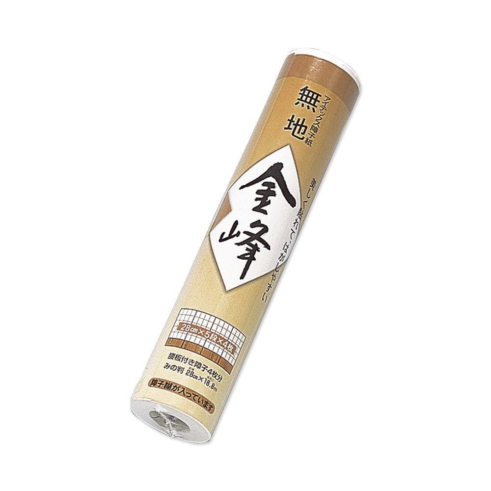 【送料無料】(まとめ買い)マルアイ 障子紙 金峰 280巻 シヨ-キン101 〔×30〕