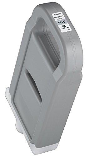 【送料無料】(まとめ買い)キヤノン 純正 大判プリンタインクカートリッジ フォトグレー PFI-701PGY 〔3個セット〕