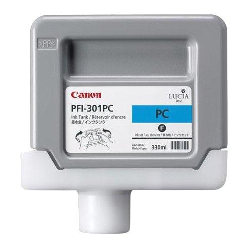 【送料無料】キヤノン 純正 大判プリンタインクカートリッジ シアン PFI-306C