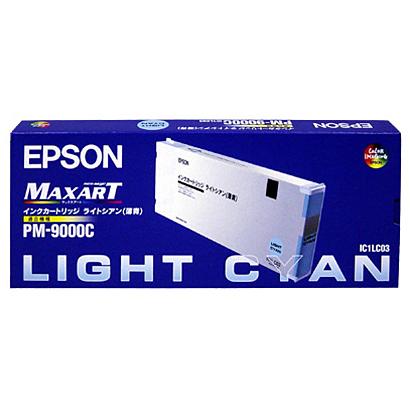 (まとめ買い)エプソン 純正 インクカートリッジ シアン・ライトシアン IC1LC03 〔3個セット〕【北海道・沖縄・離島配送不可】