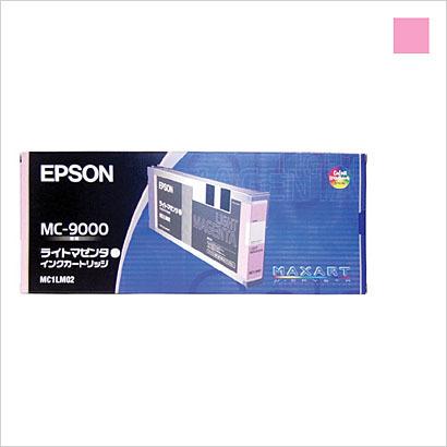 【送料無料】(まとめ買い)エプソン 純正 インクカートリッジ ライトマゼンタ MC1LM02 〔3個セット〕