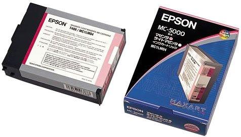 【送料無料】(まとめ買い)エプソン 純正 インクカートリッジ マゼンタ・ライトマゼンタ MC1LM04 〔3個セット〕