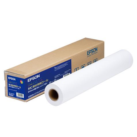 (まとめ買い)エプソン MC画材用紙ロール 約914mm幅 MCSP36R6 〔3本セット〕【北海道・沖縄・離島配送不可】