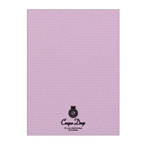 (summary) QP008S [*5 set of bulk buying] with HISAGO business card paper クラッポドロップ business card, card A4 ten grape 10 sheet