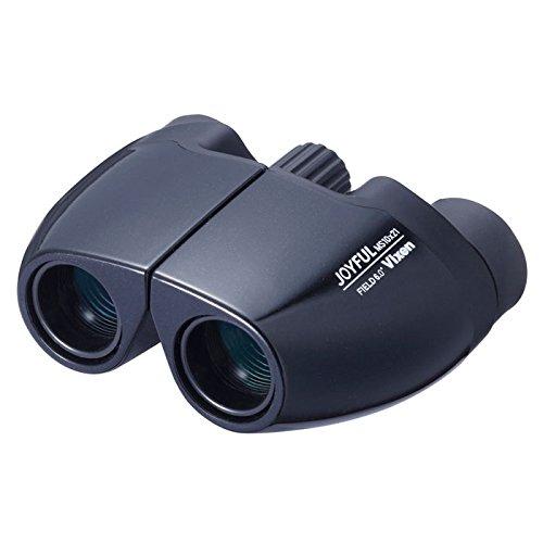 【送料無料】(まとめ買い)ビクセン 双眼鏡 ジョイフルMS10x21 ブラック 13498-4 〔3個セット〕