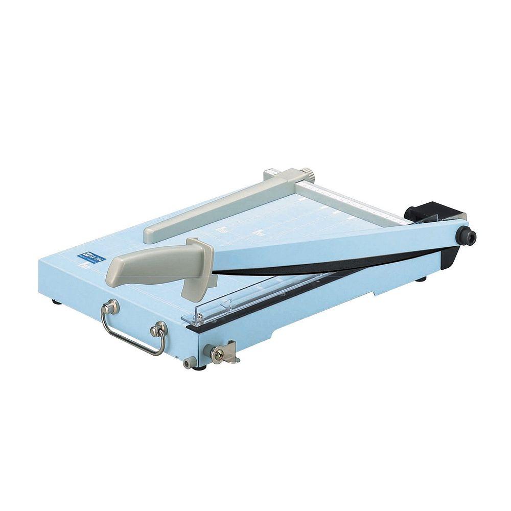 (まとめ買い)オープン工業 スチール裁断器 A4版 SA-204 〔3台セット〕【北海道・沖縄・離島配送不可】