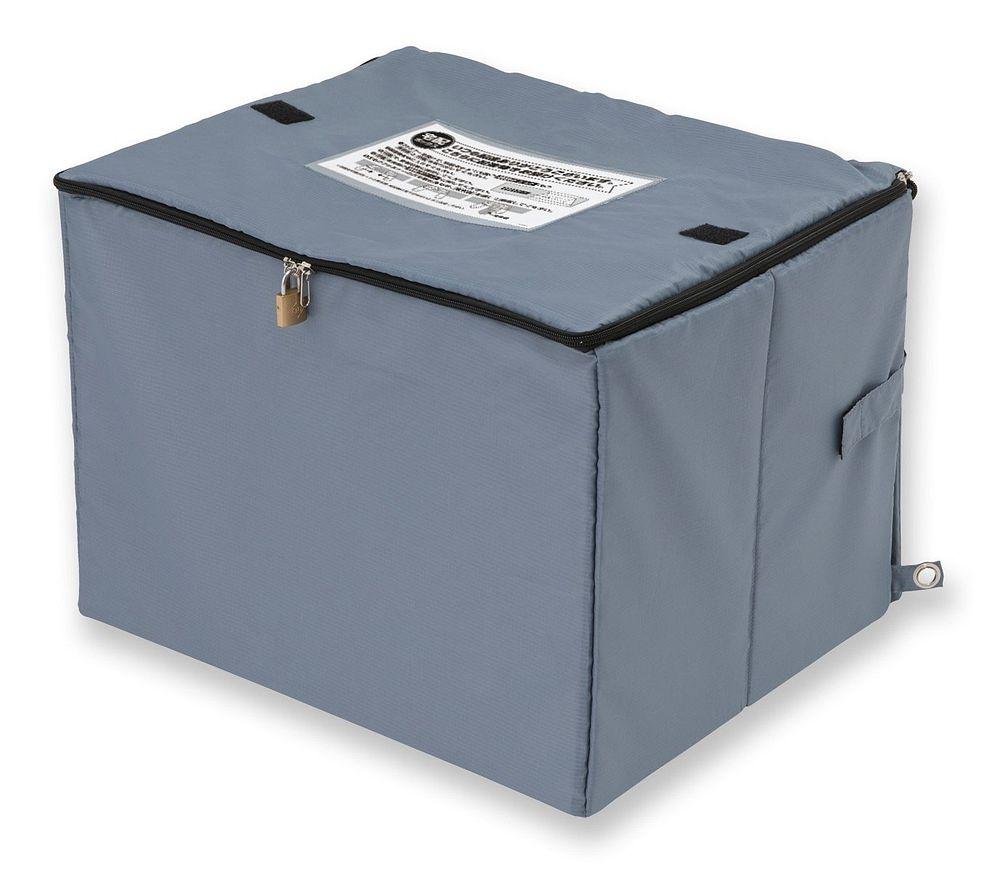 (まとめ買い)アスカ 宅配ボックス シングルタイプ DSB100 〔3個セット〕【北海道・沖縄・離島配送不可】