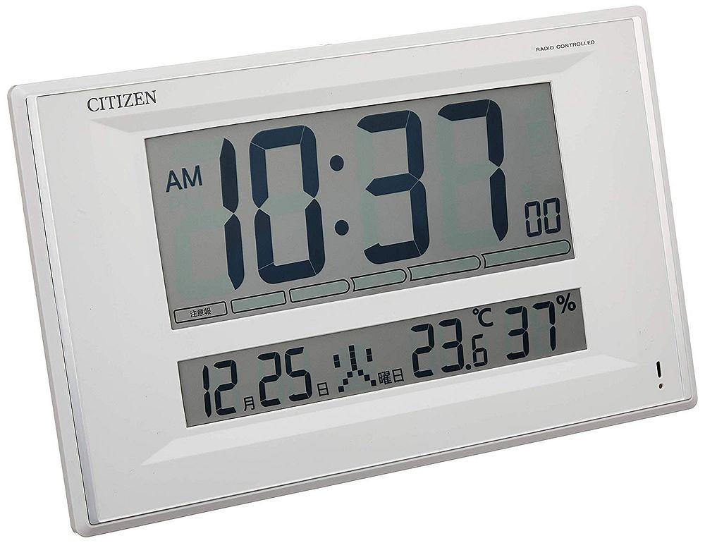 シチズン 掛・置兼用時計 8RZ198-003【北海道・沖縄・離島配送不可】