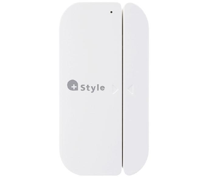 (まとめ買い)キングジム +Style(プラススタイル) スマートセンサー(ドア・窓) PS-SDW-W01 〔3個セット〕【北海道・沖縄・離島配送不可】