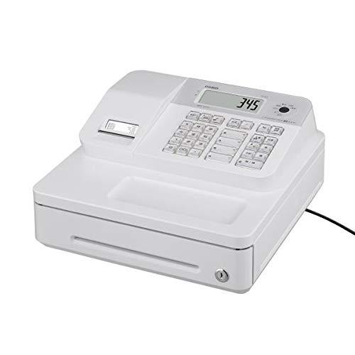 カシオ Bluetoothレジスター G3-WE ホワイト SR-G3-WE【北海道・沖縄・離島配送不可】