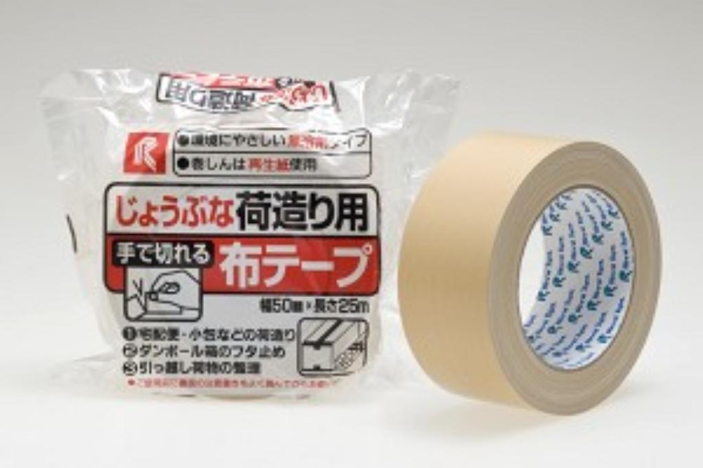 リンレイ 布粘着テープ #357布サイズ50X25m 〔まとめ買い30巻セット〕 【代引不可】【北海道・沖縄・離島配送不可】