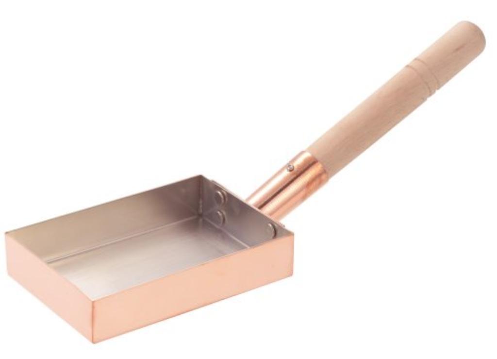 【送料無料】日本製 Japan アサヒ 玉子焼き10×15cm 〔まとめ買い6個セット〕 CNE-133 【代引不可】