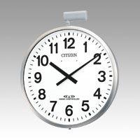 【送料無料】シチズン 電波掛時計パルウェーブM611B壁掛専用 4MY611-B19 00048426
