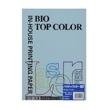 主要生物顶部颜色 A4 BT432 冰蓝色 (输入 50 张) 00008894