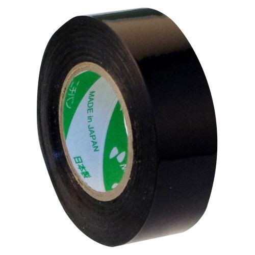 カテゴリー:ビニールテープ メール便発送 ニチバン ビニールテープ VT-19 クロ 売り込み VT-196 00004650 限定品 黒