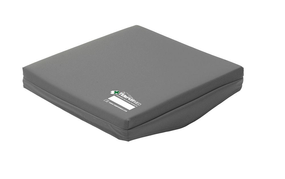 【送料無料】TEMPUR(テンピュール) MED ケアクッション V字タイプ 40×40cm【代引不可】